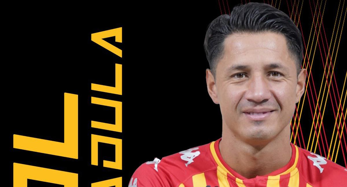 Lapadula regresó al gol. Foto: Twitter Benevento