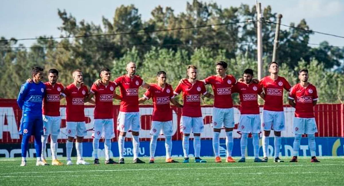 Rentistas buscará su primer triunfo en la Copa Libertadores. Foto: Twitter @CLUBRENTISTAS