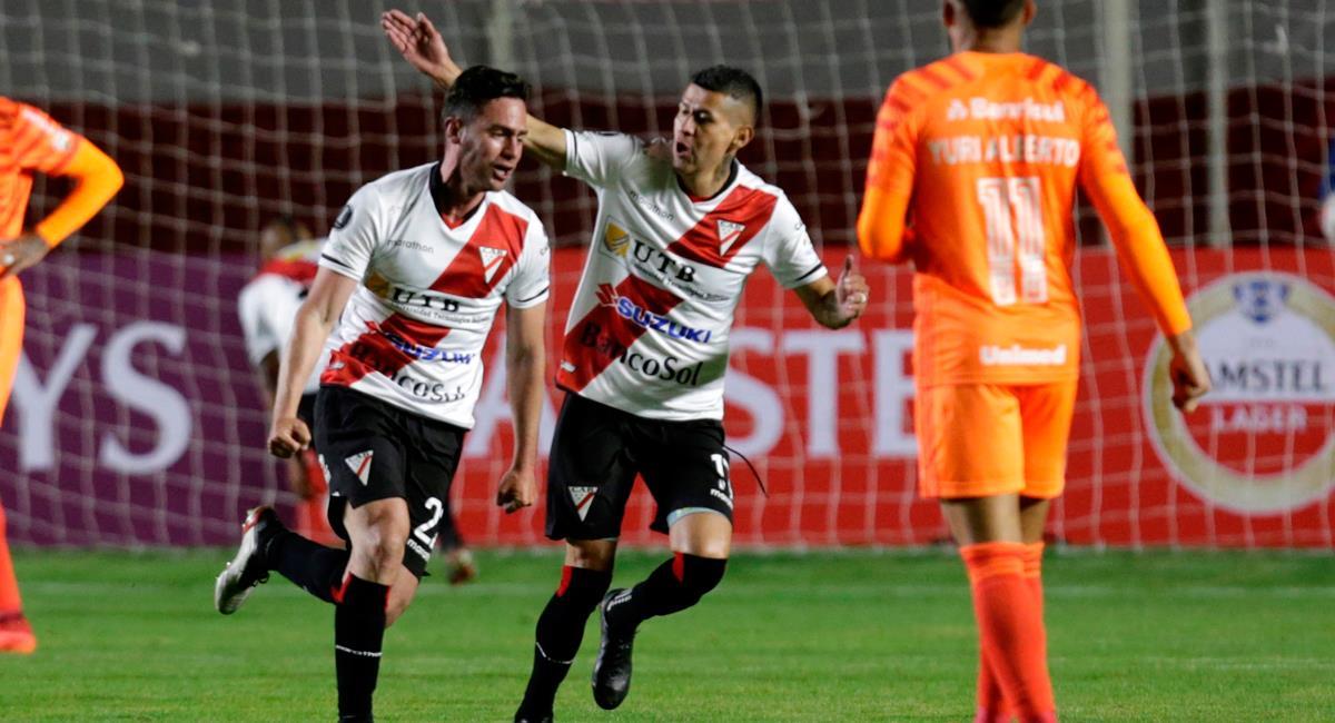 Sin Paolo Guerrero, Internacional cayó 2-0 ante Always Ready por la fecha 1  de la Copa Libertadores