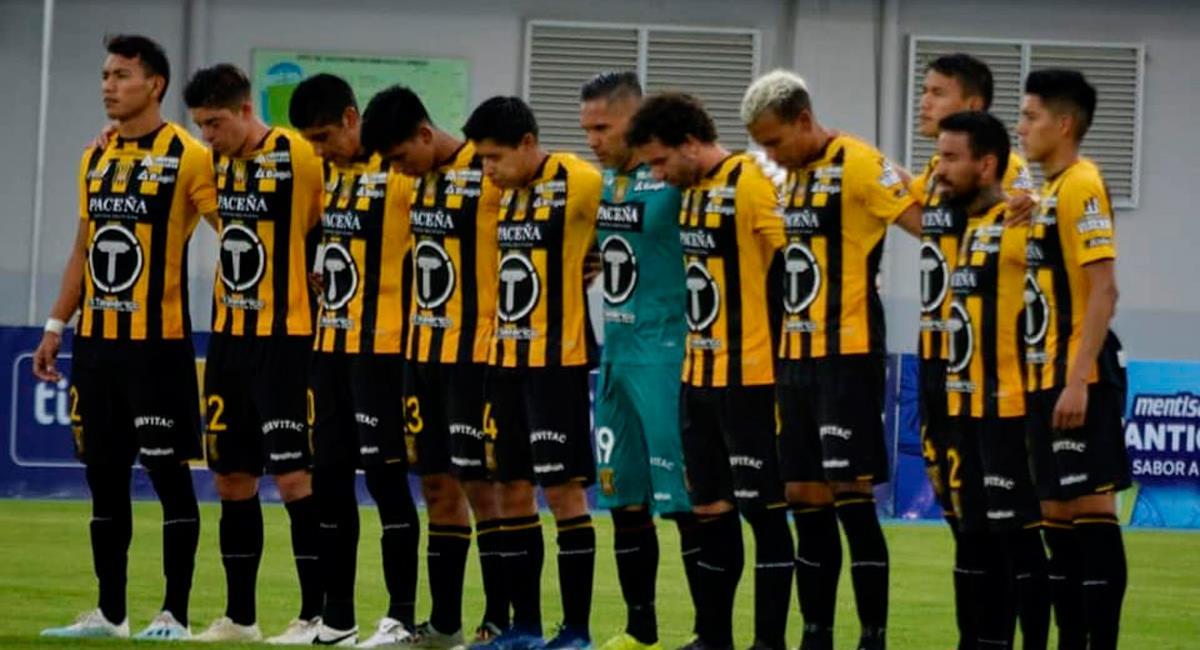The Strongest recibe a Boca Juniors este miércoles. Foto: Facebook