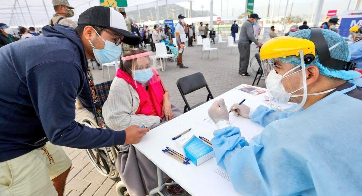 El coronavirus sigue atacando al Perú con su segunda ola. Foto: Twitter Minsa