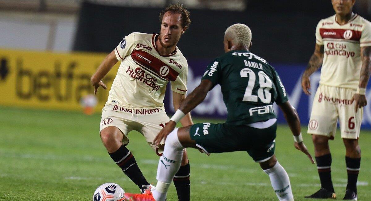 Universitario ahora piensa en el duelo ante Sporting Cristal. Foto: Twitter Universitario