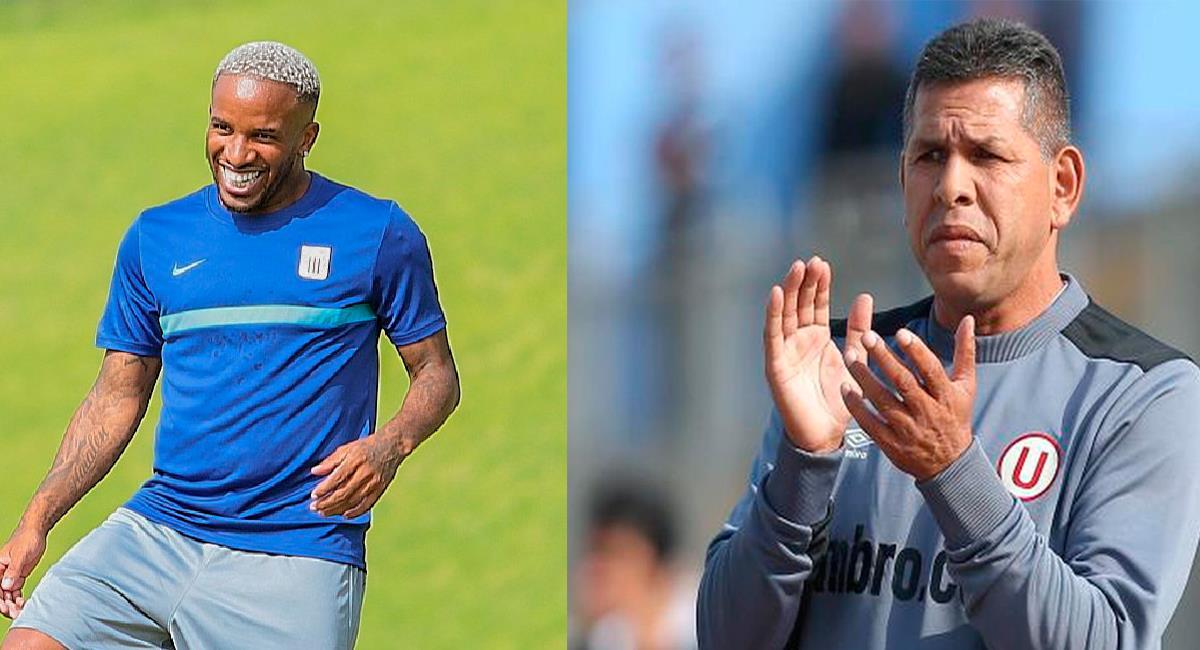 'Puma' Carranza salió en defensa de Jefferson Farfán. Foto: @ClubALoficial- Twitter