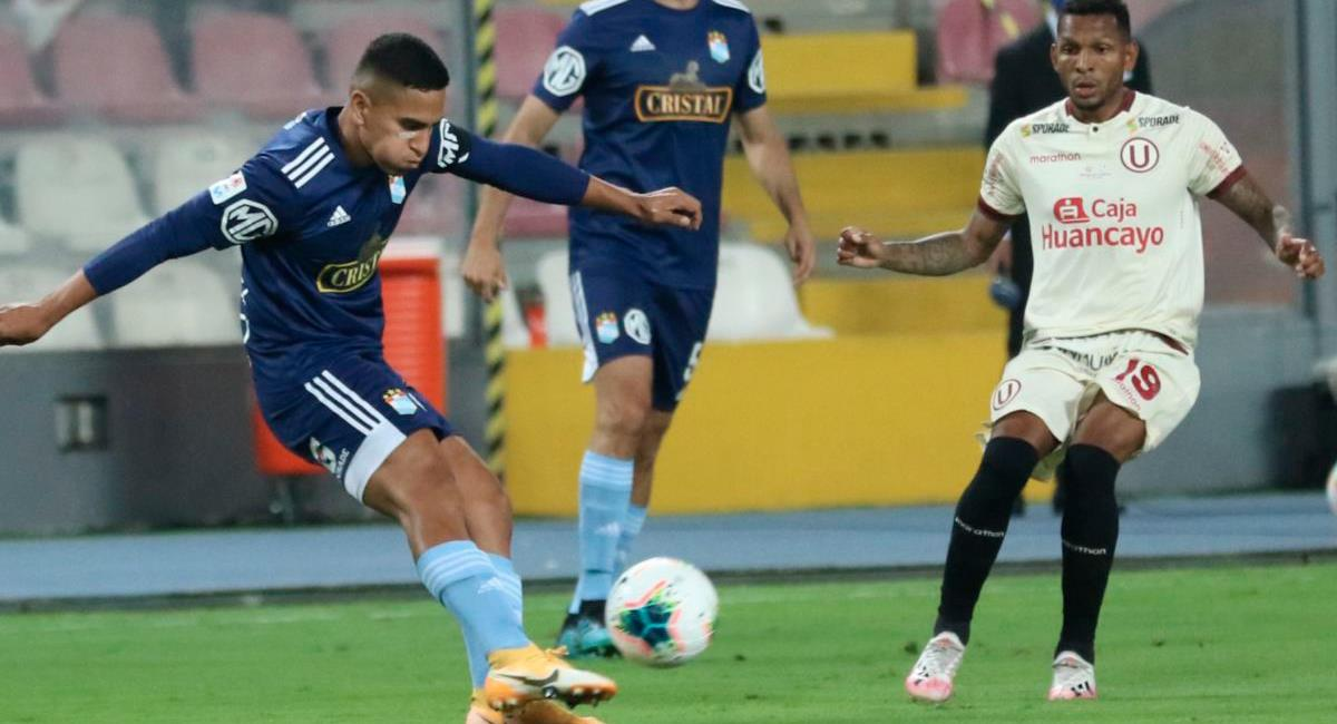 Universitario se medirá a Sporting Cristal por la fecha 5 de la Liga 1. Foto: Twitter @LigaFutProf