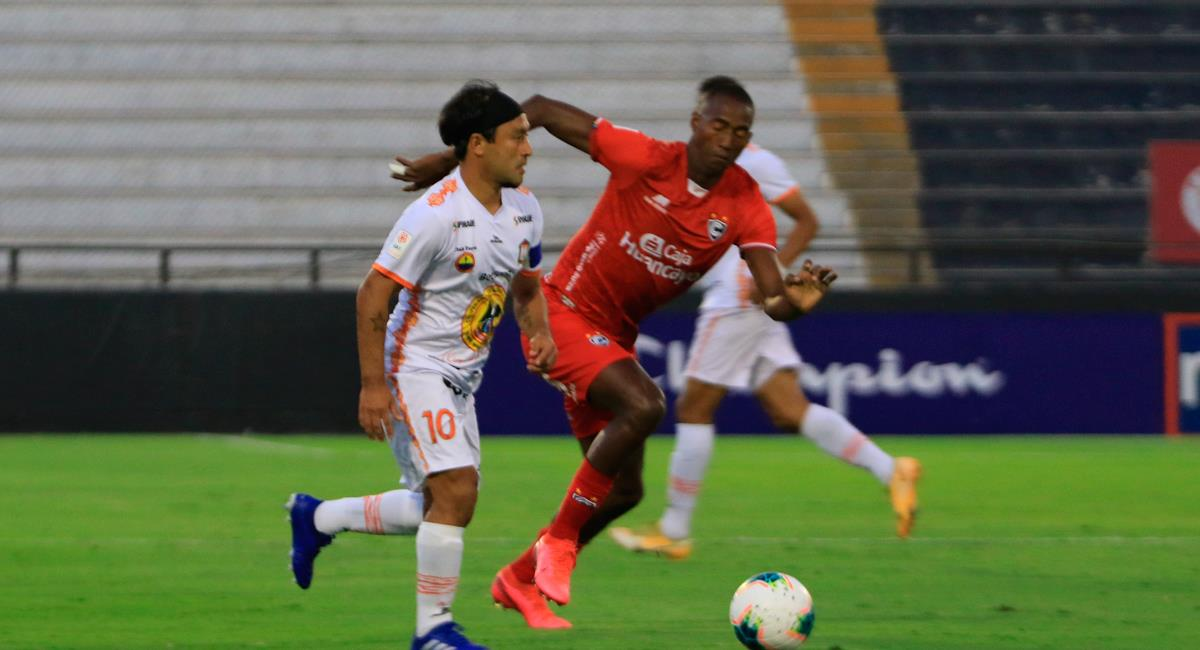Ayacucho FC rescató un punto ante Cienciano. Foto: Twitter @LigaFutProf