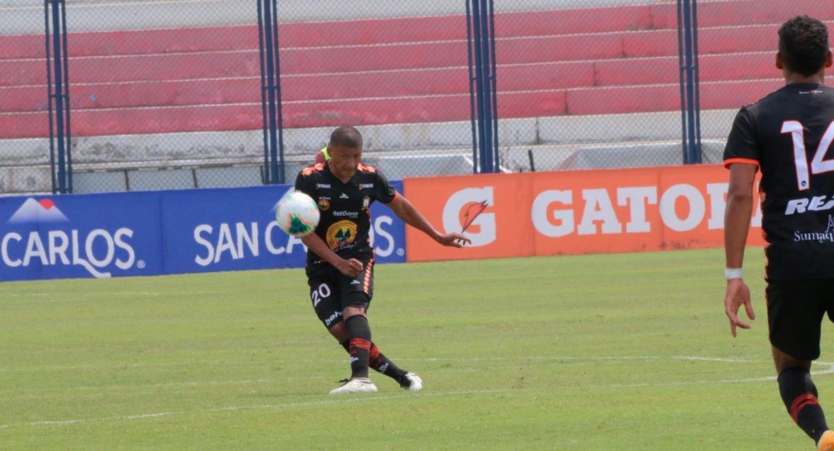 Ayacucho FC se mide a Cienciano este viernes por la noche. Foto: Twitter @fc_ayacucho