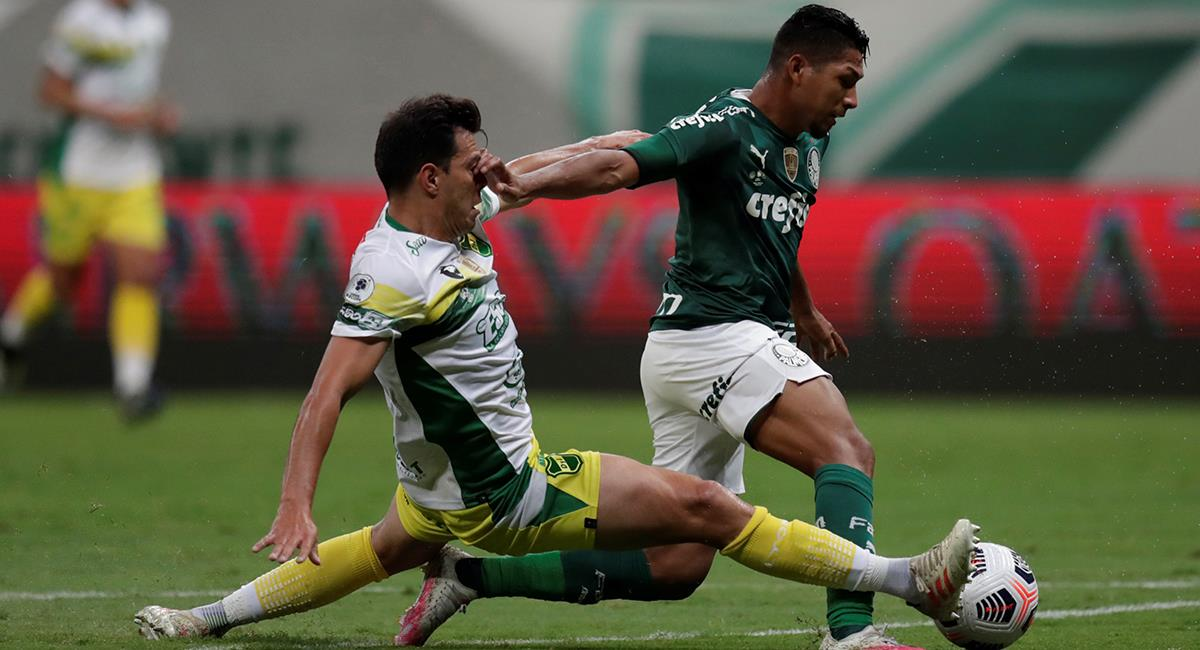 Se reedita la final de la Recopa Sudamericana. Foto: EFE