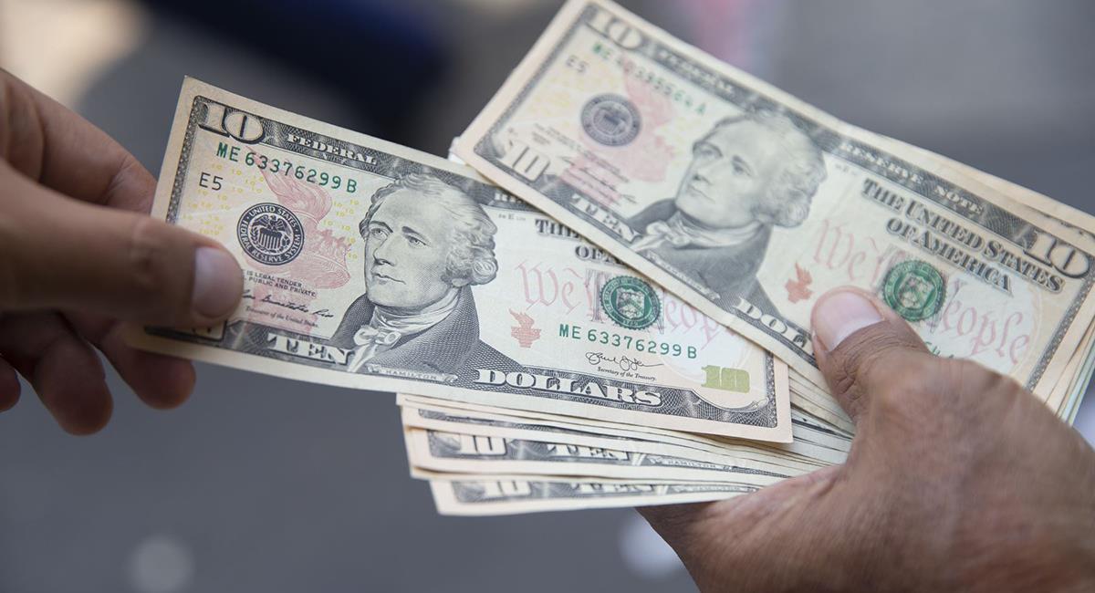 Precio del dólar. Foto: Andina