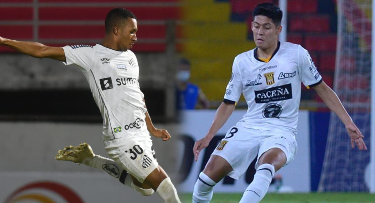 Ambos buscan sus primeros puntos. Foto: EFE / Twitter Santos