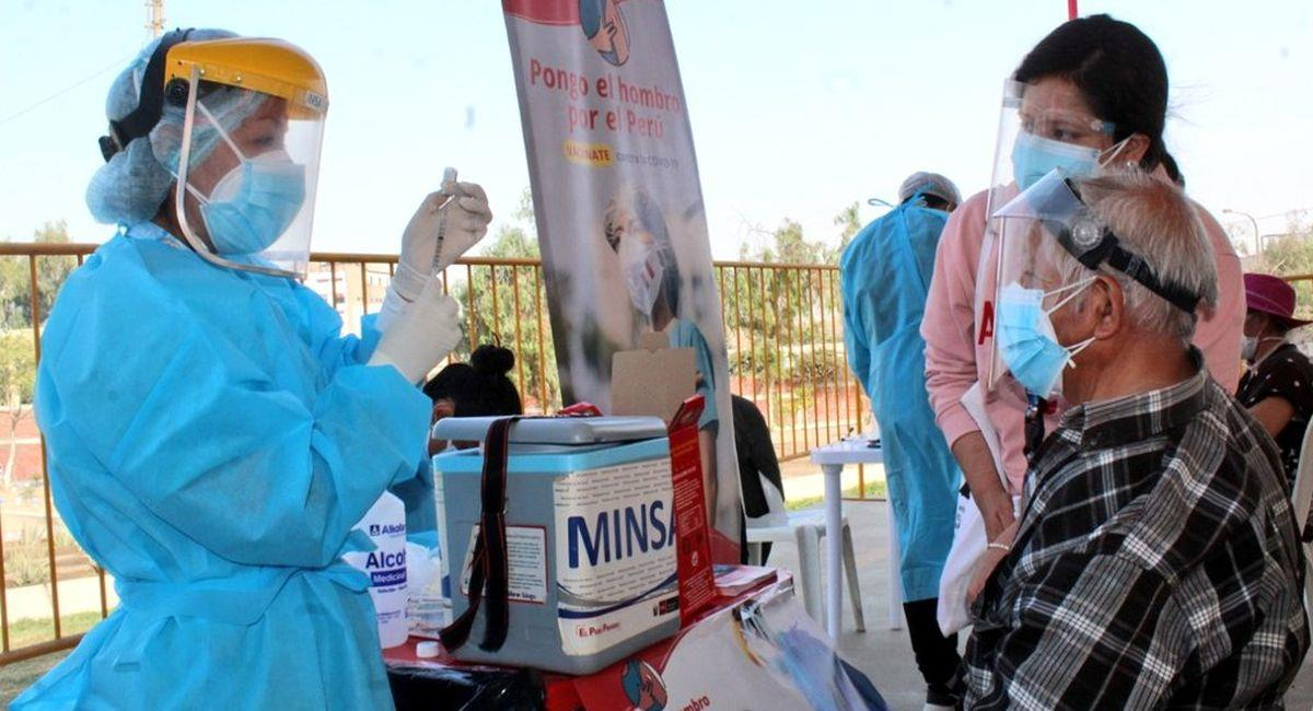 El Minsa sigue dando a conocer los casos de coronavirus en Perú. Foto: Twitter Minsa