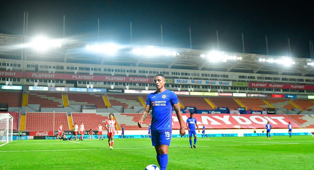 Cruz Azul es semifinalista de la Concachampions. Foto: Twitter