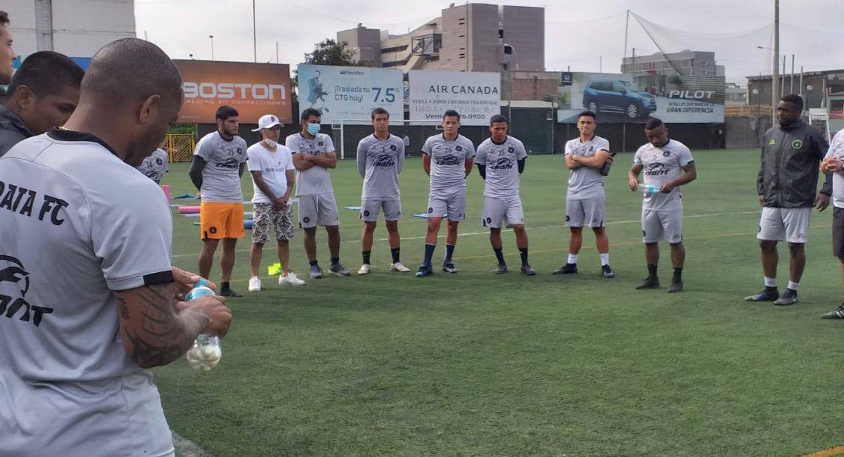 Pirata FC quiere ser animador de la Liga 2. Foto: Facebook Club Pirata FC