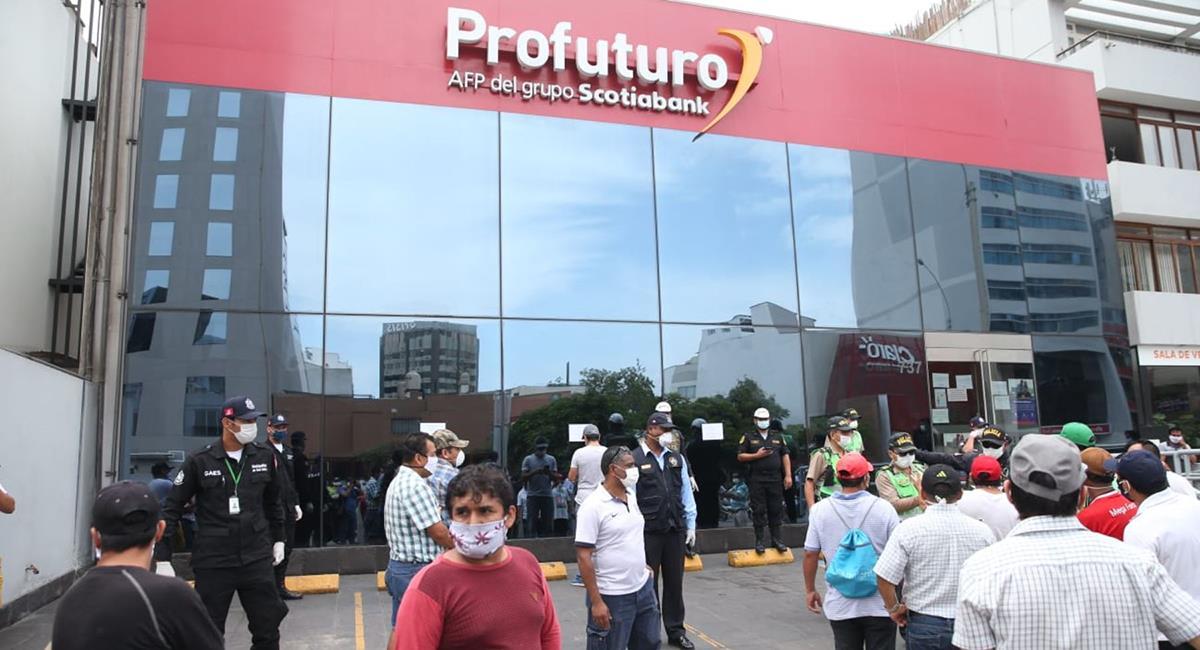 Retiro AFP fue aprobada por el Congreso. Foto: Andina
