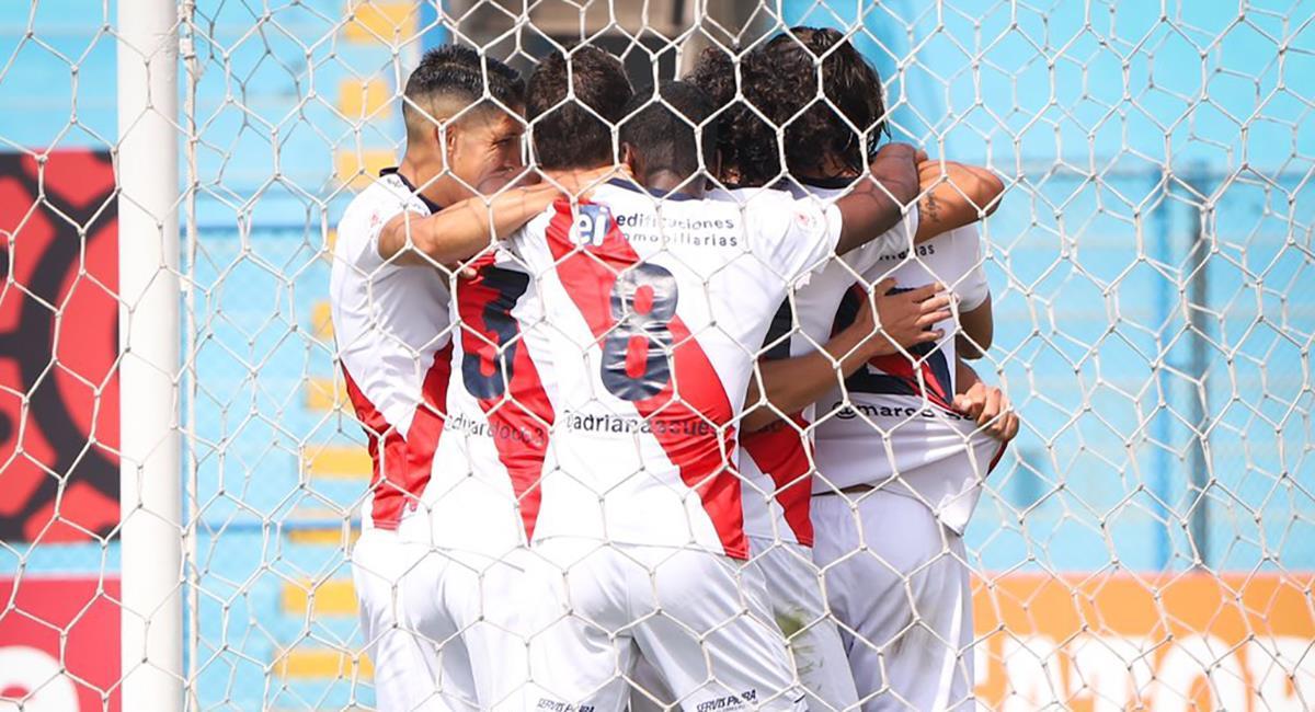 Municipal se reencuentra con la victoria. Foto: Twitter Deportivo Municipal