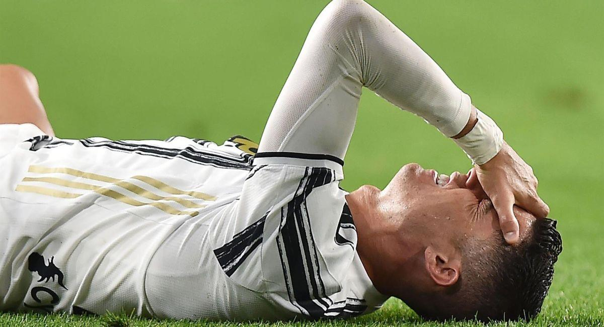 Juventus sigue lejos de su mejor nivel. Foto: EFE