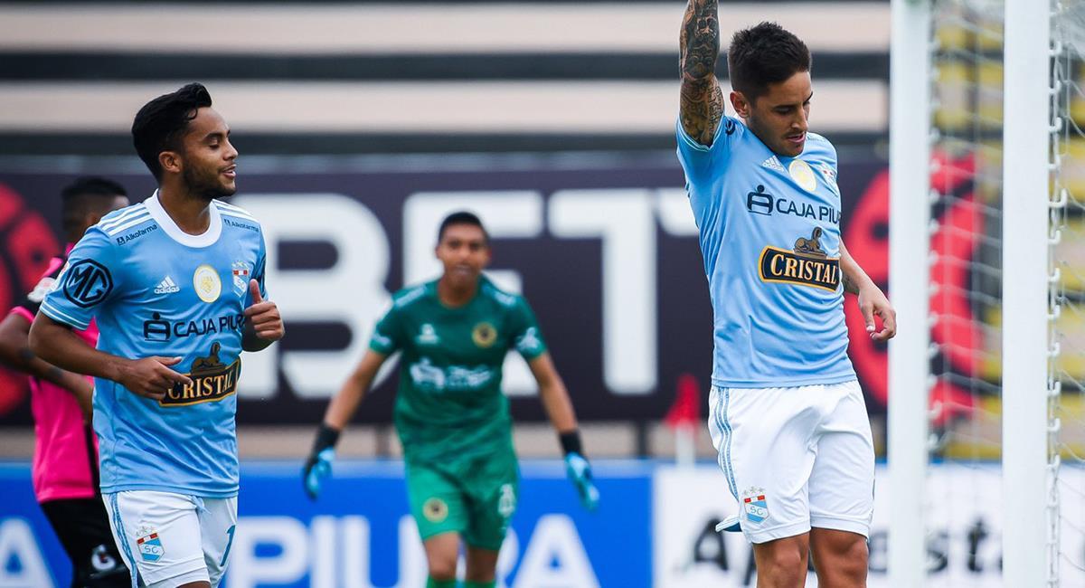 Sporting Cristal viene de ganar su grupo en la Liga 1. Foto: Twitter Club Sporting Cristal