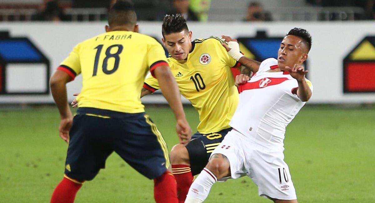 Selección Peruana enfrentará a Colombia el 3 de junio. Foto: Andina