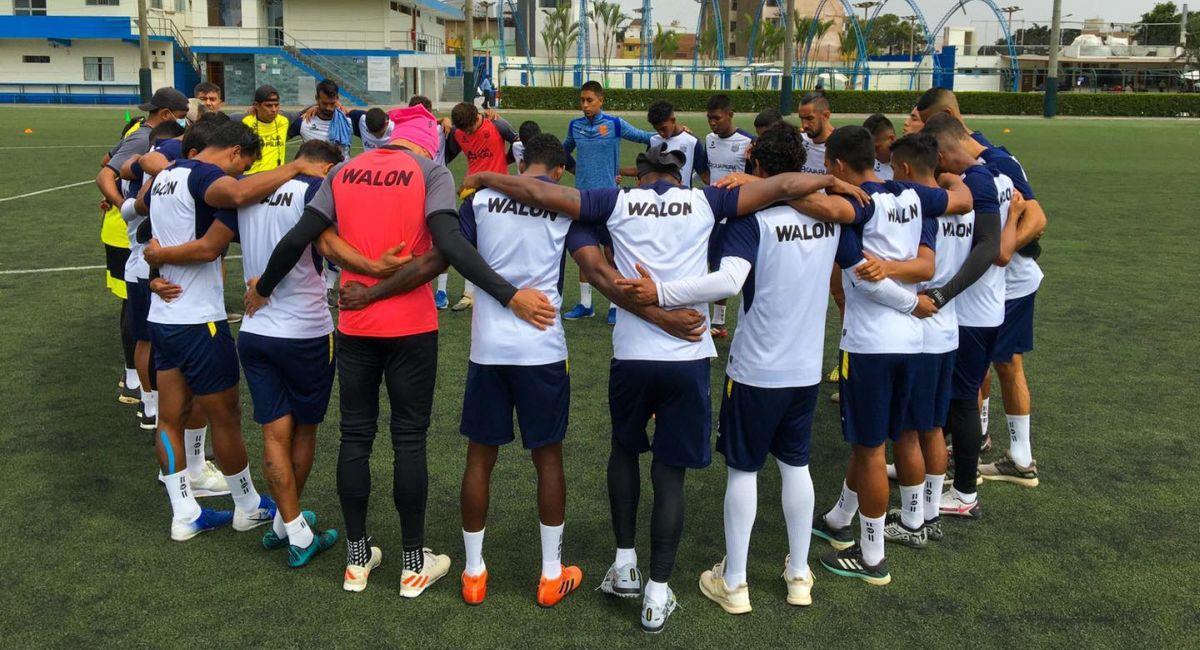 Atlético Grau se alista para jugar la Liga 2. Foto: Facebook Club Atlético Grau