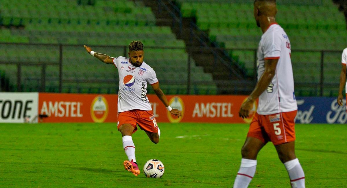 América de Cali buscará ganar en casa ante un duro Atlético Mineiro. Foto: Twitter @AmericadeCali