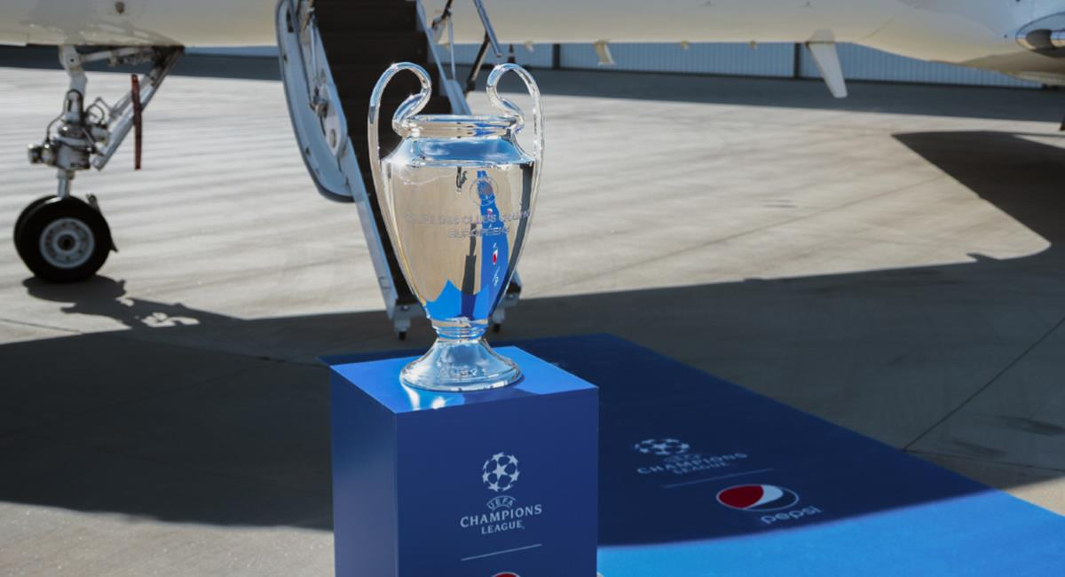 Nueva sede para la final de Champions League. Foto: Twitter UEFA
