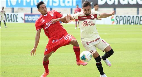 Liga 1: resultados y tabla de posiciones de la fecha 8 de la Fase 1 de la Liga 1 del fútbol peruano