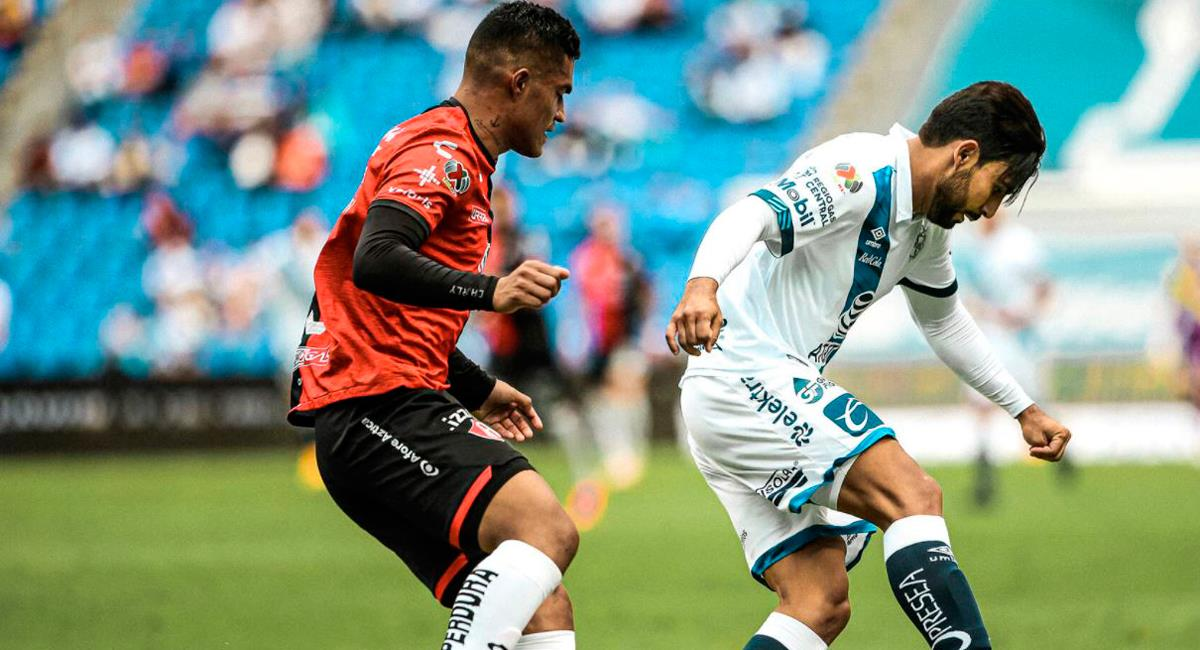 Anderson Santamaría fue titular los 90 minutos. Foto: Twitter