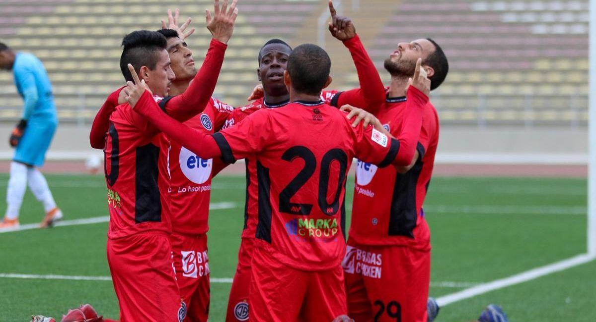 Juan Aurich es de los llamados a ser candidatos en la Liga 2. Foto: Facebook Club Juan Aurich