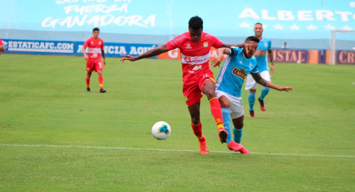 Sporting Cristal choca con Sport Huancayo este domingo. Foto: Twitter @LigaFutProf