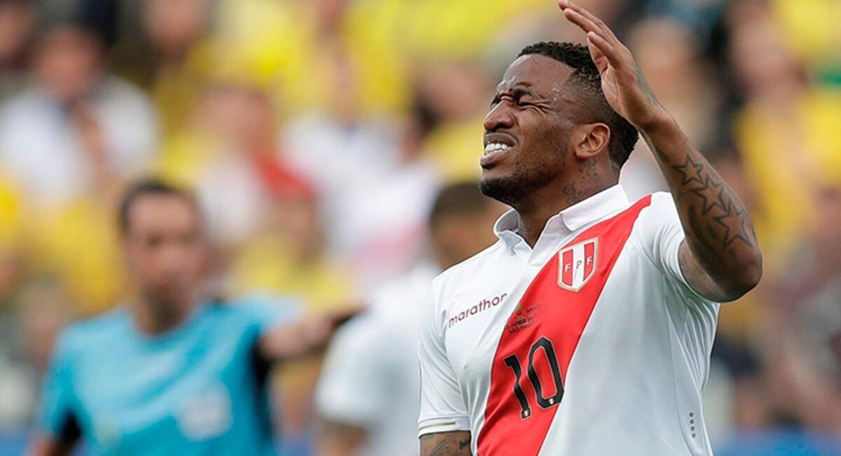 Jefferson Farfán no podrá jugar Eliminatorias ni Copa América en este 2021. Foto: EFE