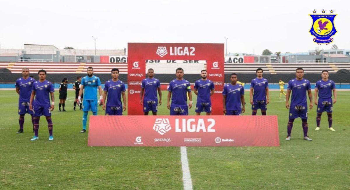 Comerciantes Unidos sueña con volver a jugar en la Liga 1. Foto: Facebook Club Comerciantes Unidos