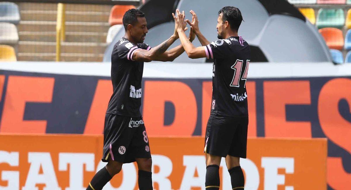 Sport Boys regresó a los triunfos ante Sport Huancayo. Foto: Twitter Liga Profesional