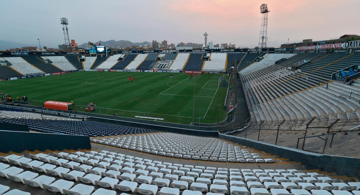 Estadio de Matute recibirá final de la Fase 1 de la Liga 1. Foto: Andina