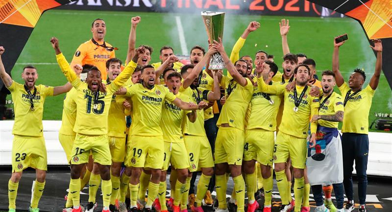 ¡Villarreal campeón de Europa League!