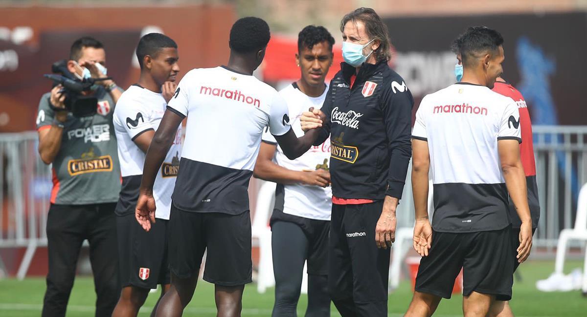 Selección Peruana debe vacunarse contra la COVID-19. Foto: Twitter Selección Peruana
