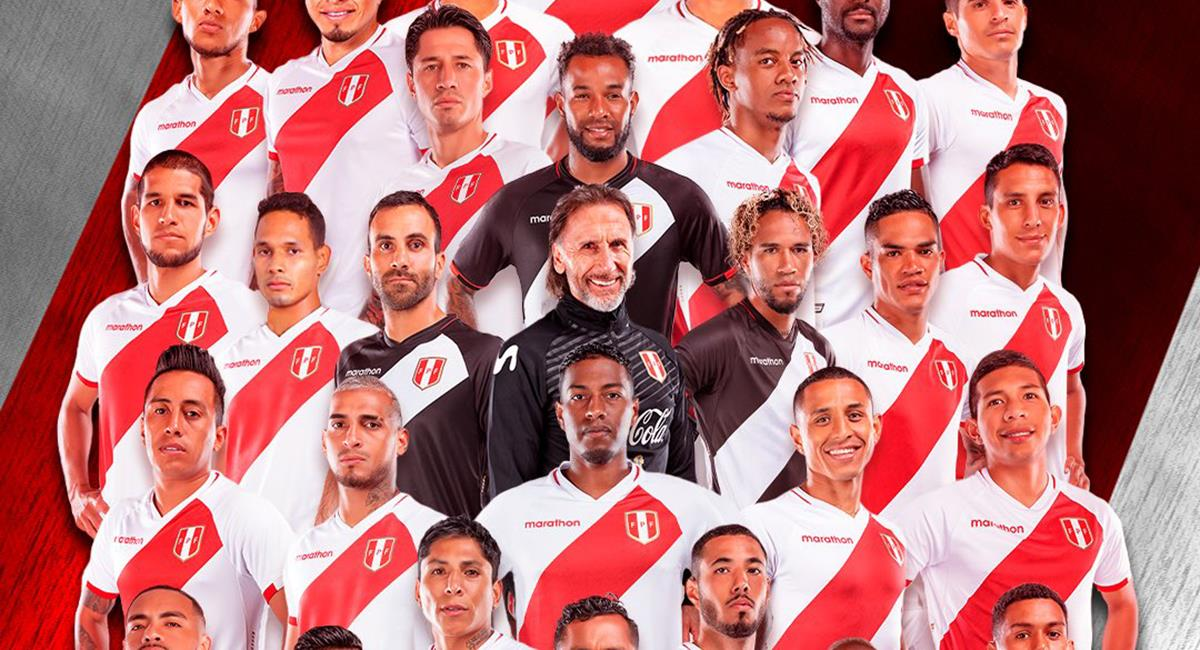 Selección Peruana no recibirá vacuna contra la COVID-19. Foto: Twitter Selección Peruana