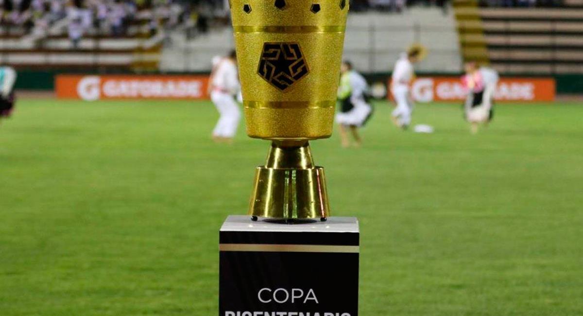 Copa Bicentenario 2021 iniciará el próximo 9 de junio. Foto: Twitter