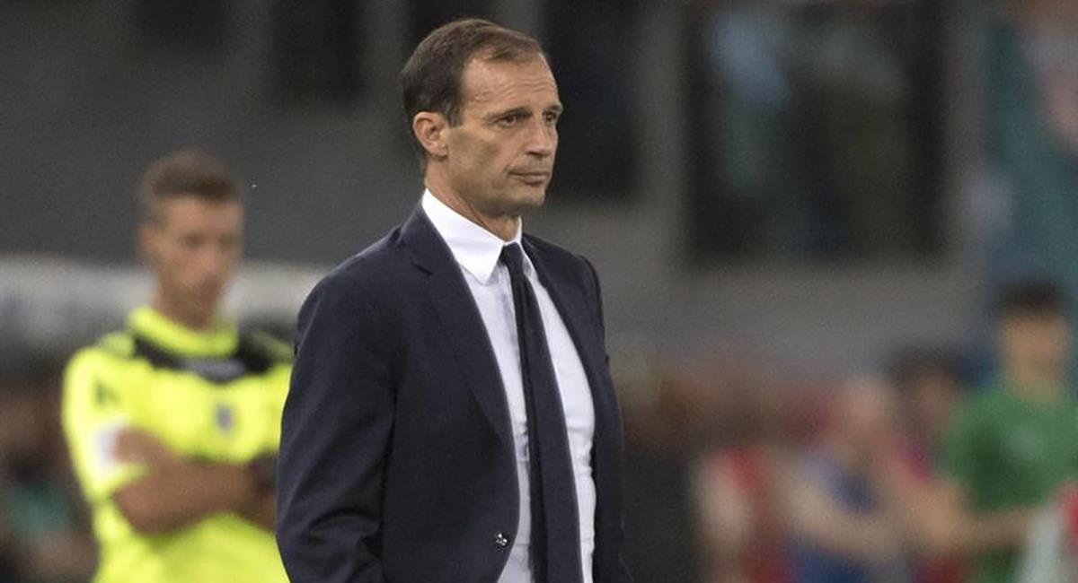 Massimiliano Allegri será el nuevo DT de Juventus. Foto: EFE