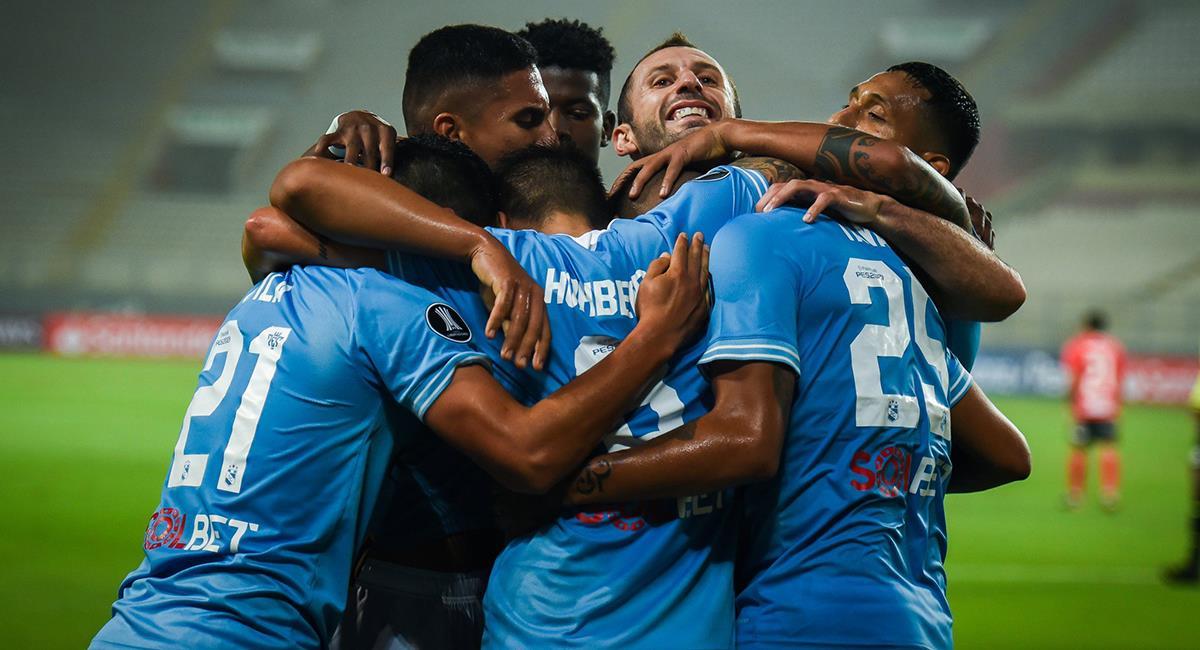 Sporting Cristal quiere mejorar su rendimiento en la Sudamericana. Foto: Twitter Club Sporting Cristal