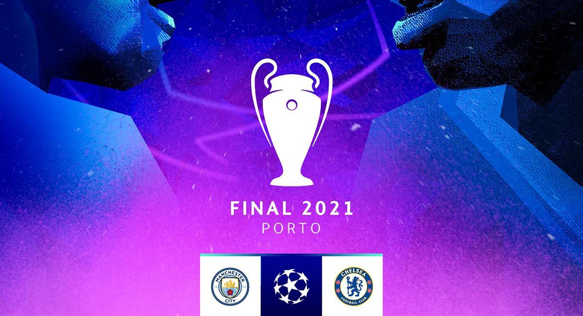 Palmarés de la Champions League. Foto: Twitter UEFA Champions League