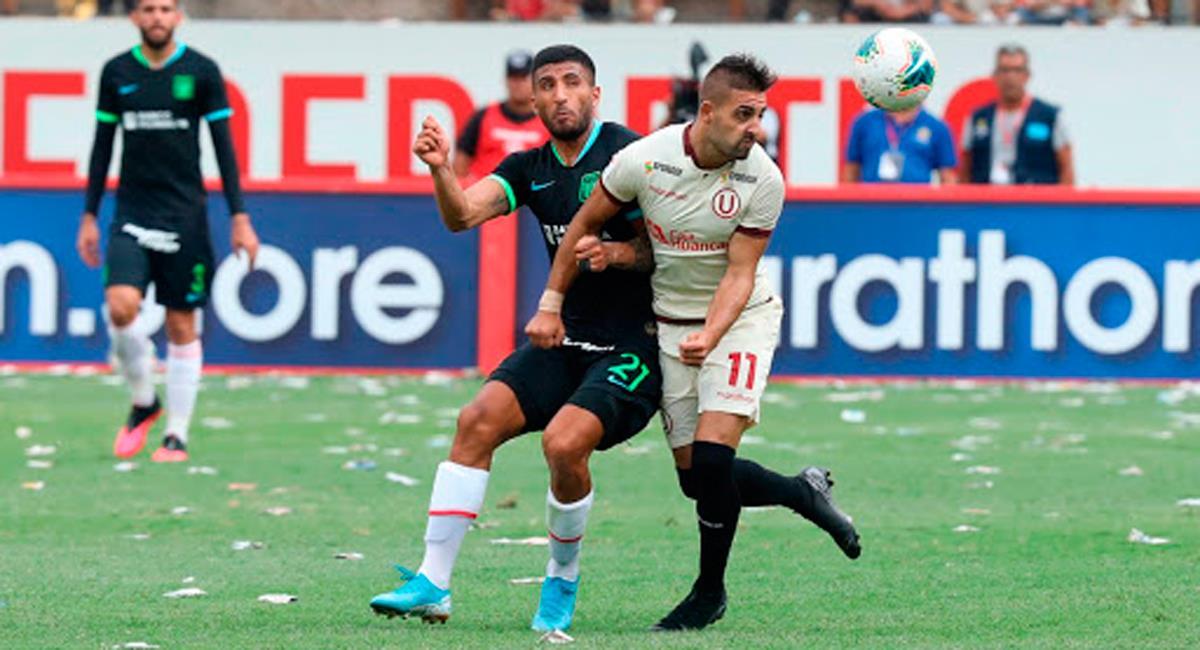 Alianza Lima y Universitario podrían chocar en la final de la Copa Bicentenario. Foto: Twitter
