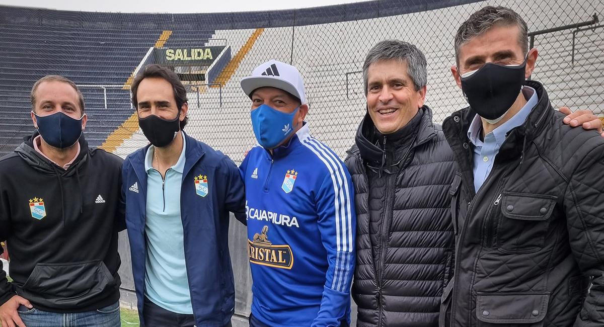 Sporting Cristal anhela hacer un buen rol en la Sudamericana. Foto: Twitter Club Sporting Cristal