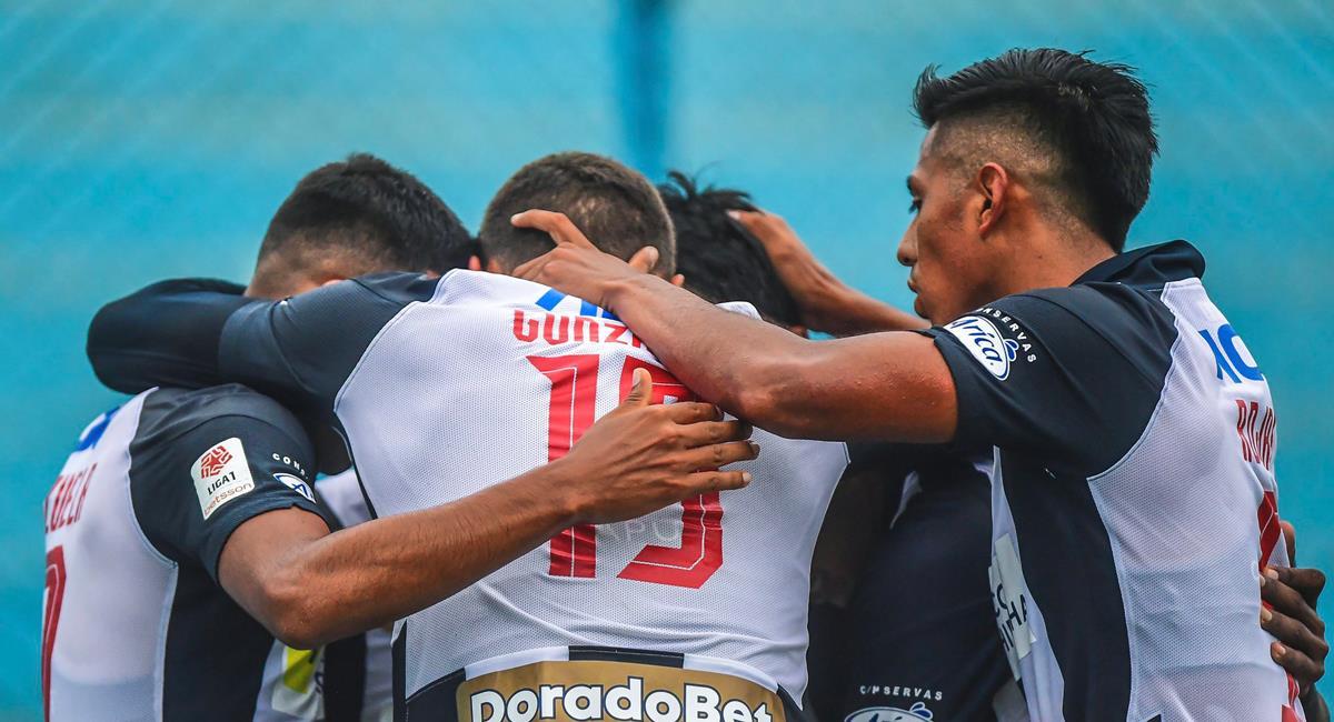 Alianza Lima enfrentará a Cultural Santa Rosa en 16avos de final. Foto: Twitter @ClubALoficial