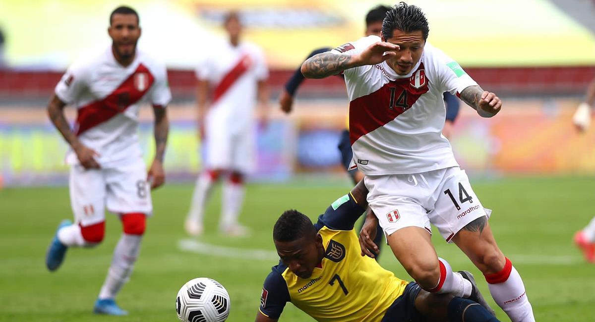 Reacción de la prensa ecuatoriana tras triunfo de Perú. Foto: Twitter Selección Peruana