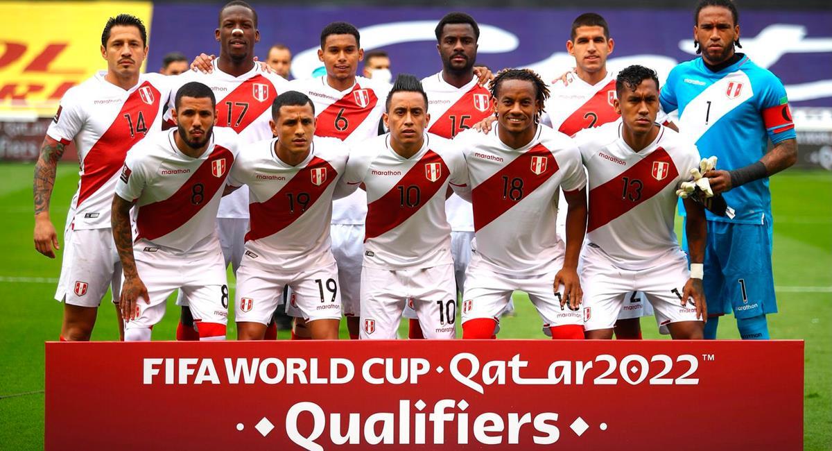Lista de 28 convocados para la Copa América 2021 se conocerá este jueves. Foto: Twitter @SeleccionPeru