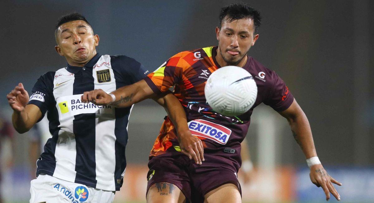 Alianza Lima perdió ante Santa Rosa en la Copa Bicentenario. Foto: Twitter Liga Profesional