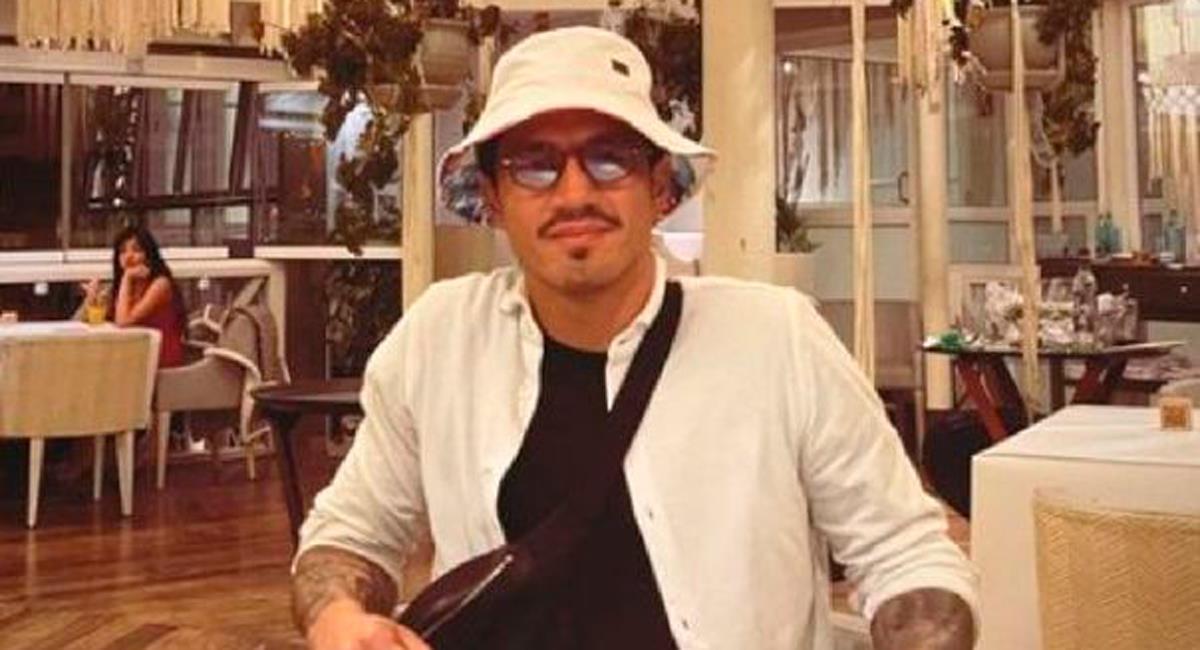 Gianluca Lapadula acudió a reconocido restaurante de Lima. Foto: Instagram Gianluca Lapadula