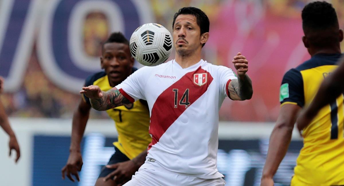 Lapadula fue convocado a la Selección Peruana. Foto: EFE