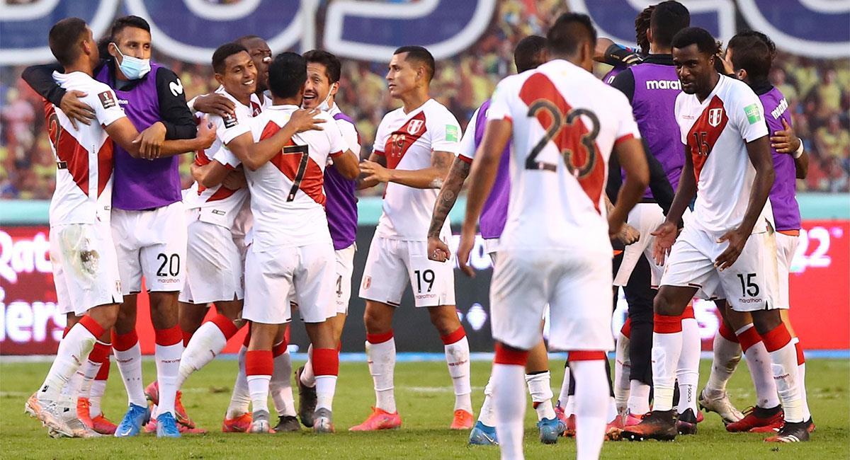 Lista de convocados a la Selección Peruana de Fútbol se conoció este jueves. Foto: FPF.