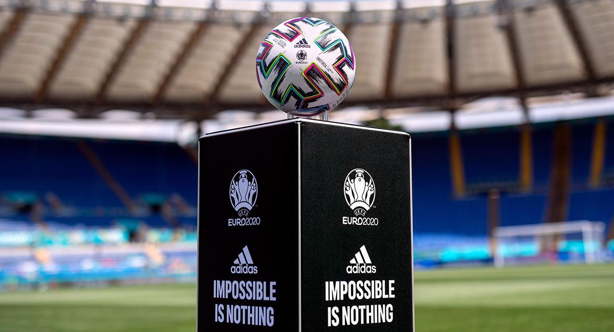 Inició la UEFA Euro 2021. Foto: Twitter @EURO2020