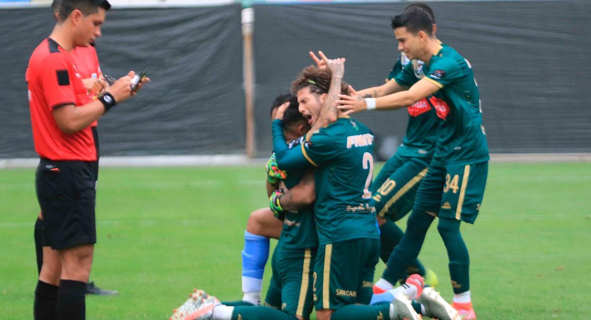 Pirata FC venció 4-2 en penales a Cienciano en el Estadio Monumental. Foto: Twitter @LigaFutProf